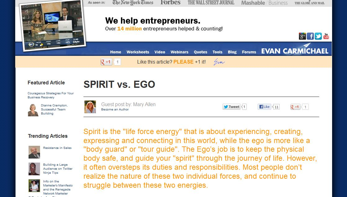 spirit-vs-ego