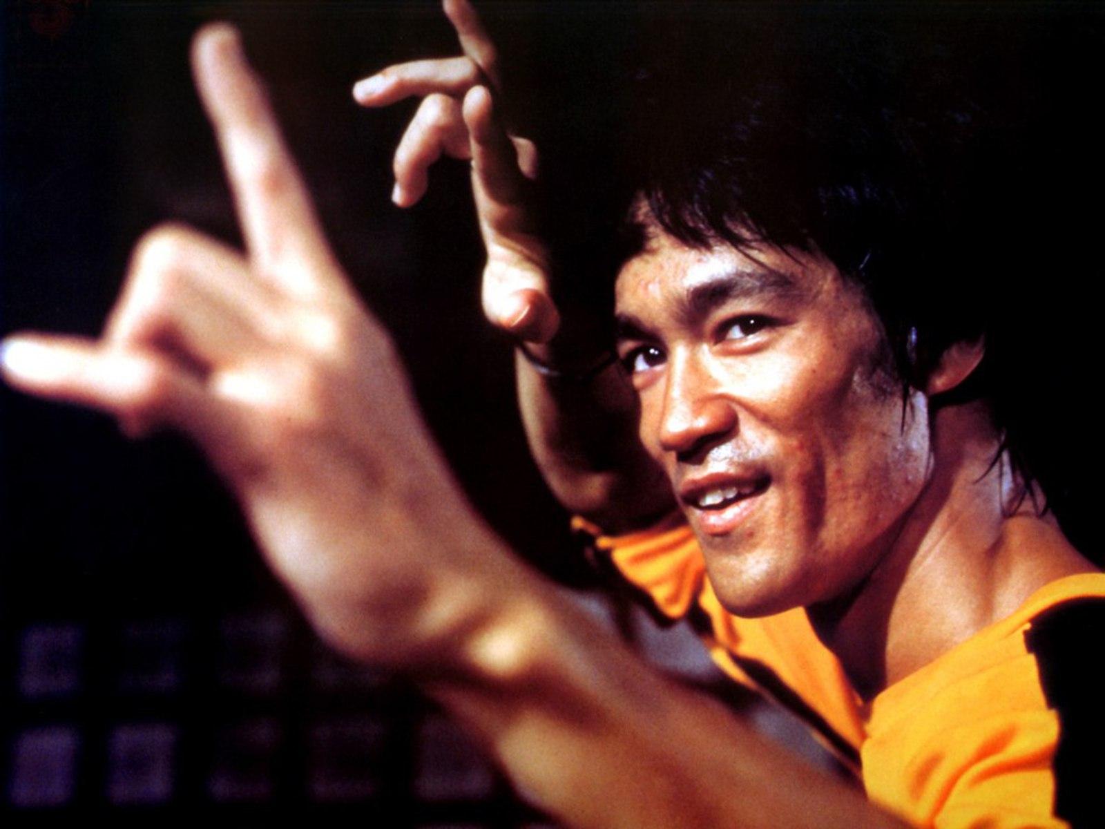 Bruce Lee Be Water, My Friend