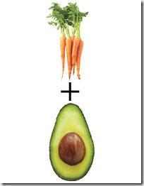 Avocado and Carrots