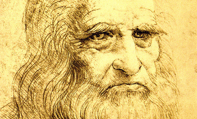 Leonardo DaVinci Everything Connects to Everything Else
