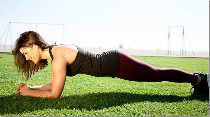 Planking Exercise