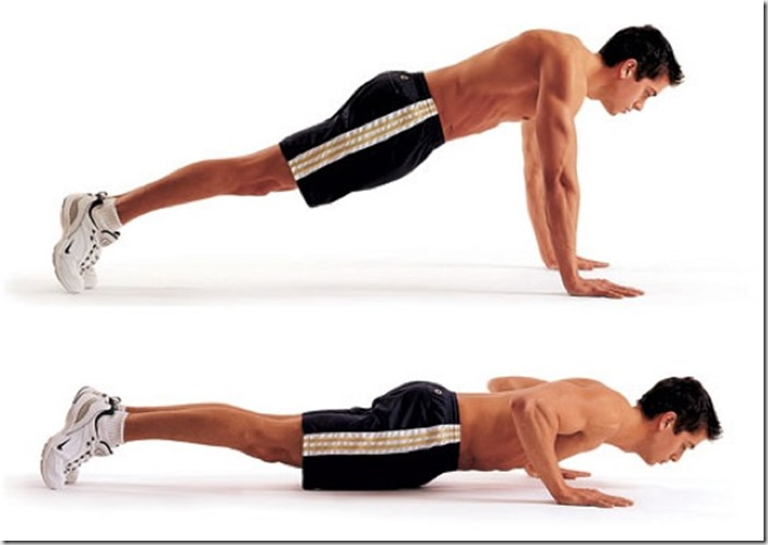 Pushups Exercise