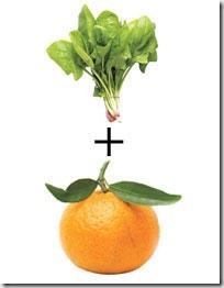 Quinoa and Oranges