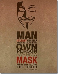 The Mask and The Truth