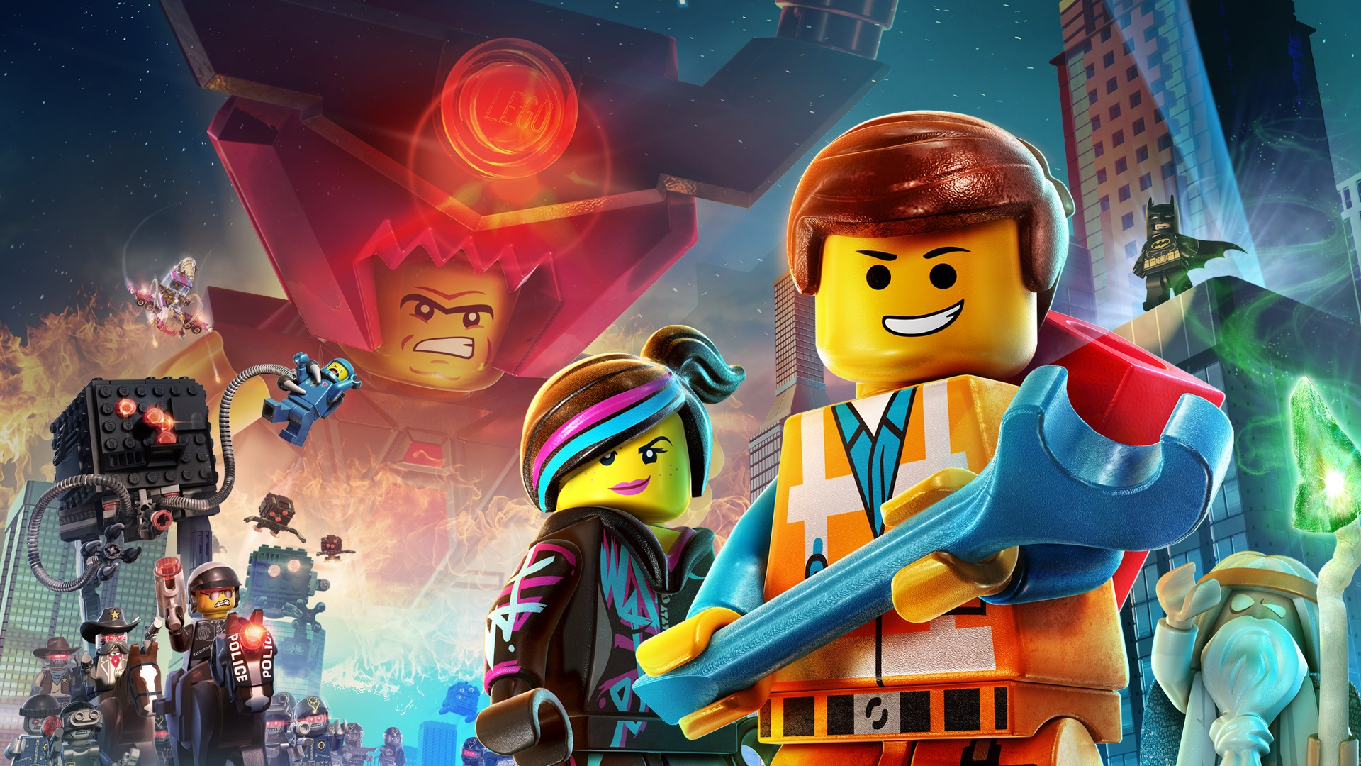 5 Lessons to Learn from The LEGO Movie