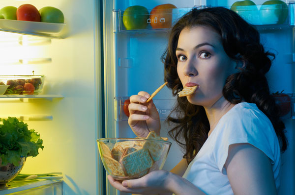 Don't eat late At night healthy eating habit