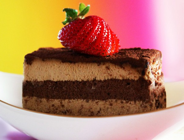 Eat a dessert healthy eating habit