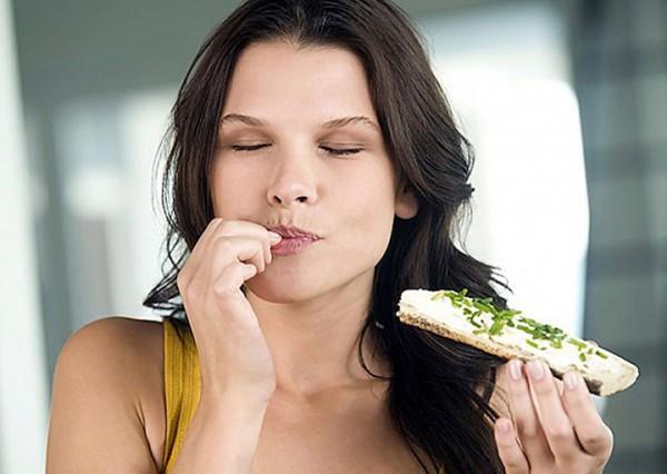Enjoy Every Bite healthy eating habit