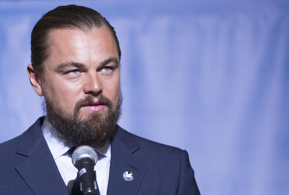 Leonardo DiCaprio Stop Pretending!
