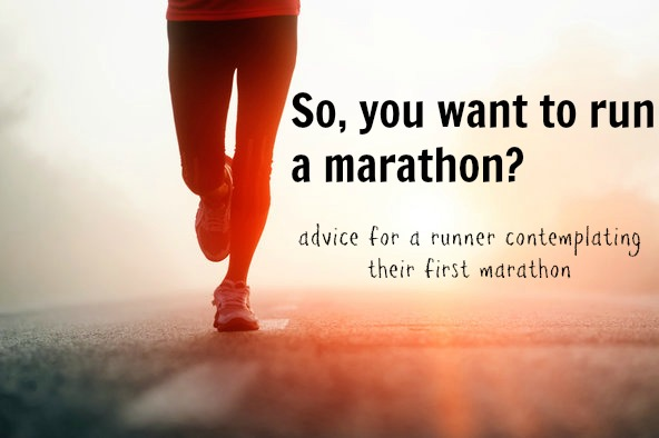 Run a Marathon! Infographic - A Complete Guide for Beginners