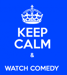 Watch comedy make each day your masterpiece
