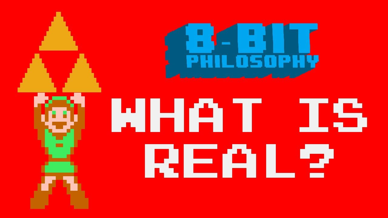 What is Real 8 Bit Philosophy