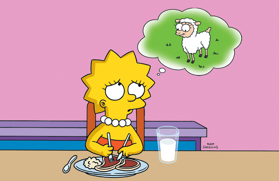 To be or Not to be Vegetarian