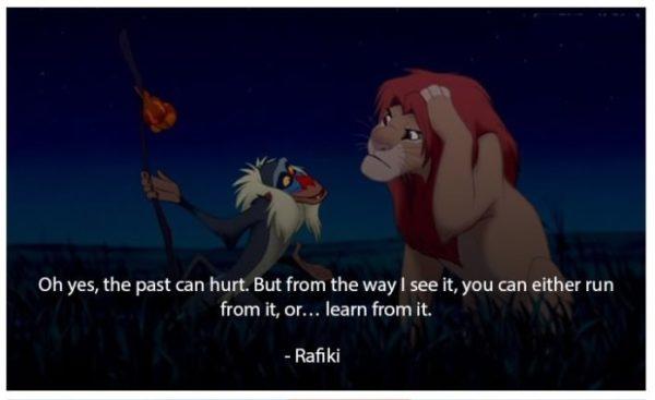 LionKing Disney Quotes