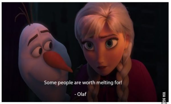 Frozen Disney Quotes