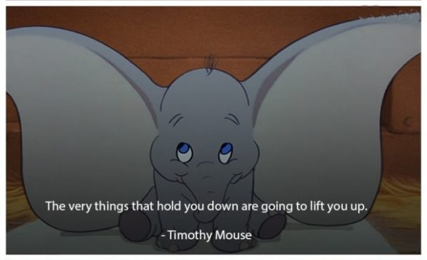 Dumbo Beautiful Disney Quotes