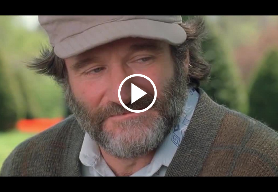 Robin Williams in Good Will Hunting Best Scene
