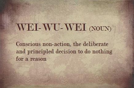 What is Wu Wei