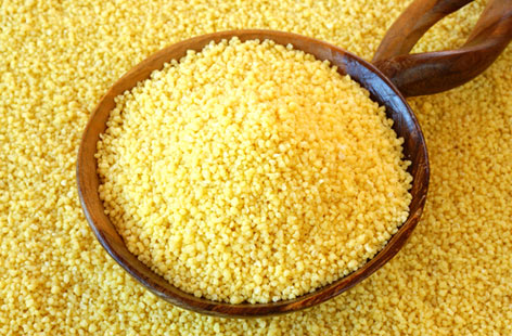 10 Foods EVERYBODY Mistake for Healthy: couscous