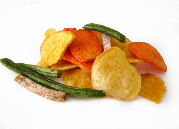 10 Foods EVERYBODY Mistake for Healthy: veggie-chips