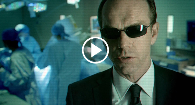 a shocking speech from agent smith that will open your