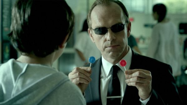 Agent Smith Free Will