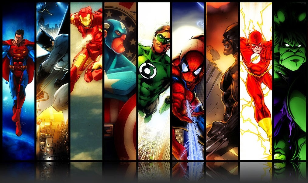 Favorite Superheros