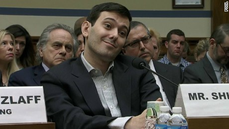 After Martin Shkreli Annoys Congressman HE is attacked by an HONEST Speech!