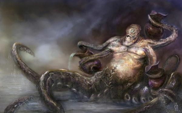 The Aquarius Monster