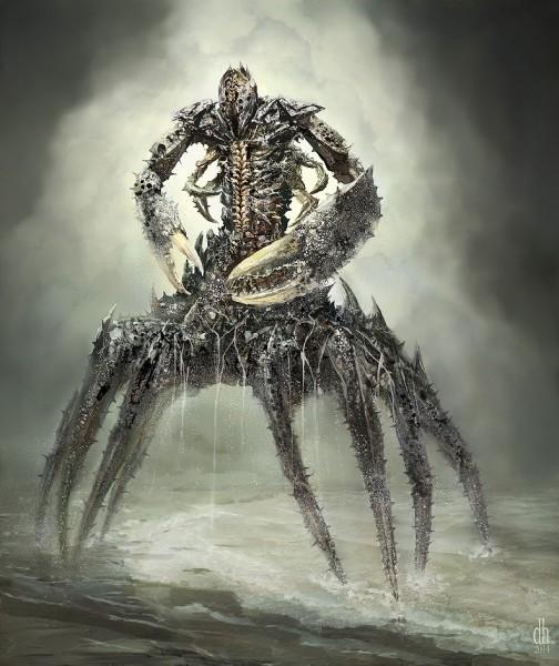 The Cancer Monster