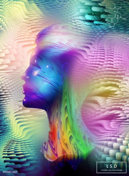 Day 19 of a 20 Day Binge. LSD