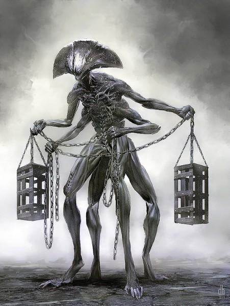The Libra Monster