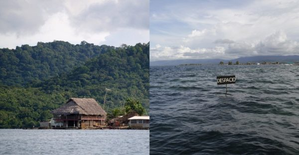 10 Terrifying Before And After Photos of Mother Earth Global Warming Deniers 2
