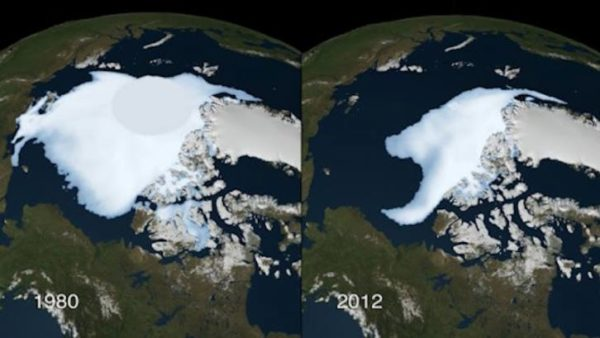 10 Terrifying Before And After Photos of Mother Earth Global Warming Deniers 3