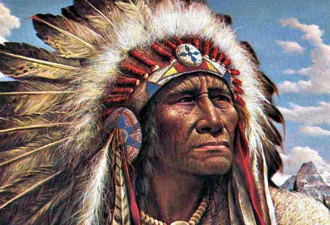 A 90 Year Old Indian Chief Gives The COLD-HONEST Answer! - Where White Men Went Wrong