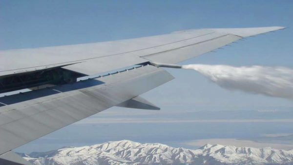 EXPOSED Photos From INSIDE Chemtrail Planes 19
