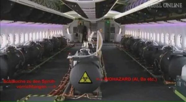 EXPOSED Photos From INSIDE Chemtrail Planes 27
