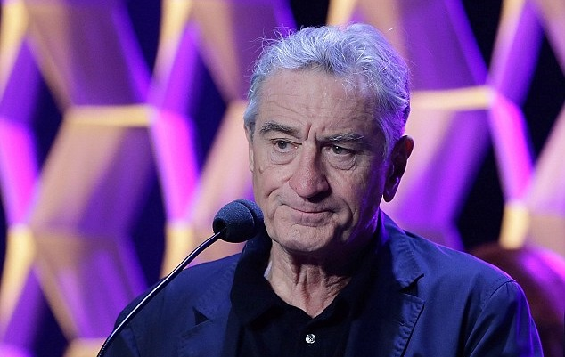 Robert De Niro Threatened Into Silence After Backing Up a Controversial Anti-Vaccination Movie