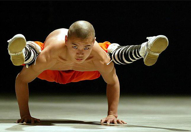 Tips from a Shaolin Monk on How to Stay Young Forever!