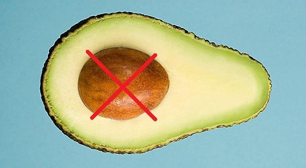 Eating Avocado Seeds