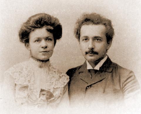 einstein and mileva