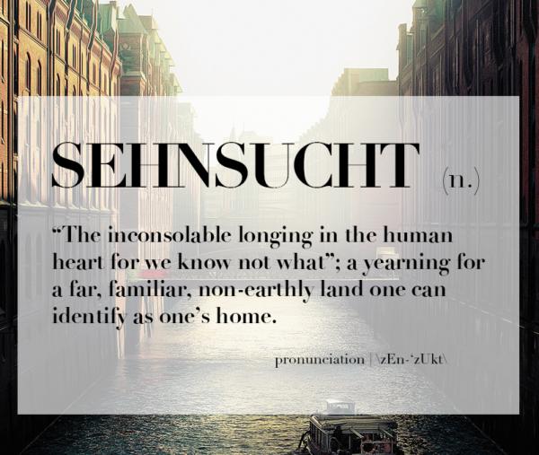 humanity homesick