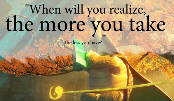 """7 TAO Quotes from """"Kung Fu Panda 3"""" - Quote 4"""