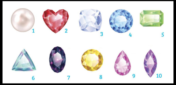 Which Gemstone You are Most Drawn To