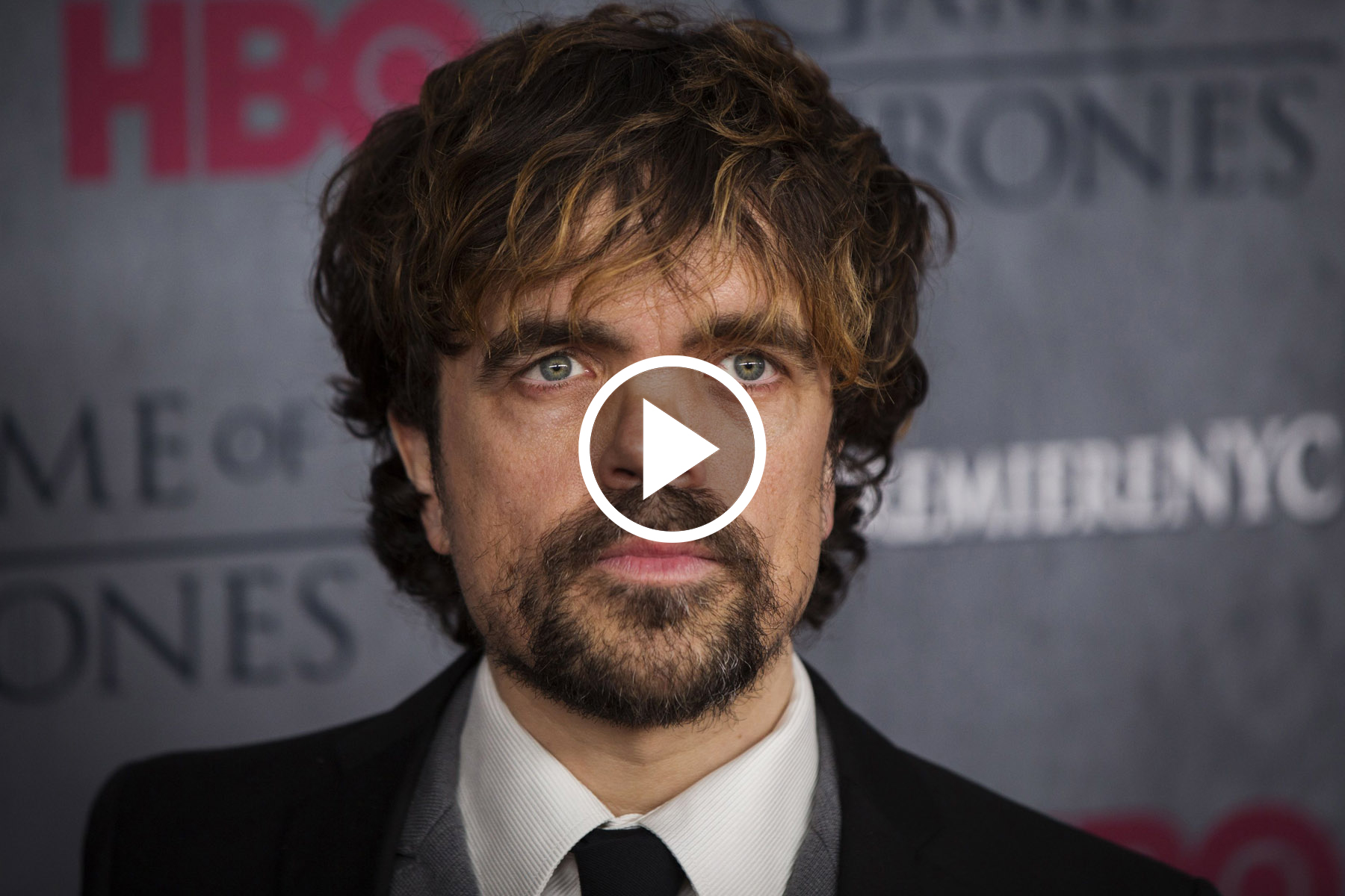 Peter Dinklage Gives ONE of The Best Speeches