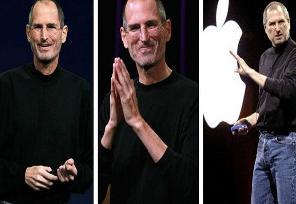 Steve Jobs Same Clothes