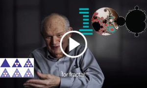The Father of Fractal Geometry Reveals The Pattern