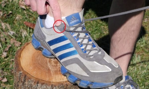 The real reason why your running shoes have those extra holes