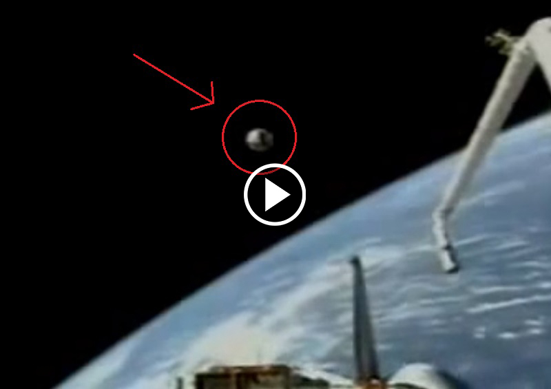 Officially Verified 'UFO' Footage From NASA