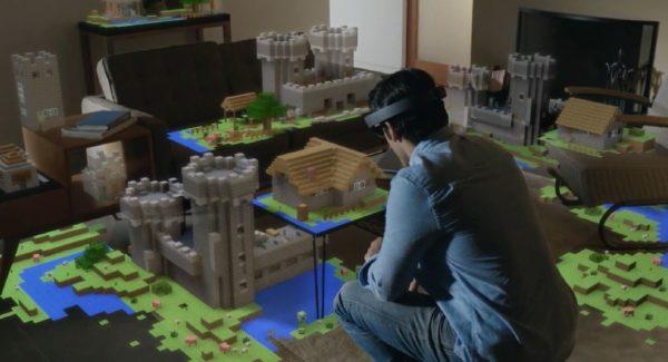 VR Minecraft